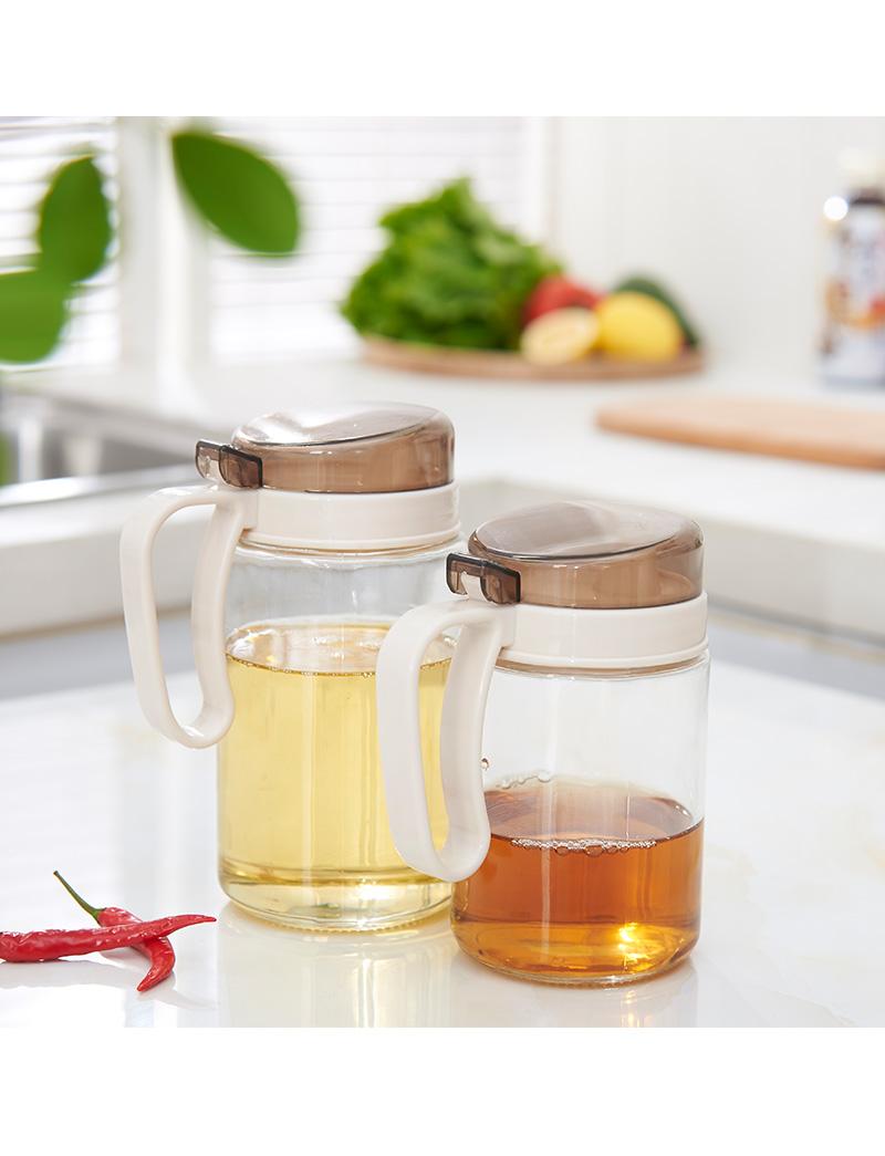 简爱玻璃储物罐(450ML)